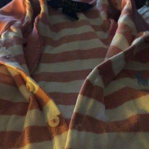 Polo Ralph Lauren Striped Sleeveless Dress Size XL